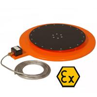 Calentador de base de inducción EX